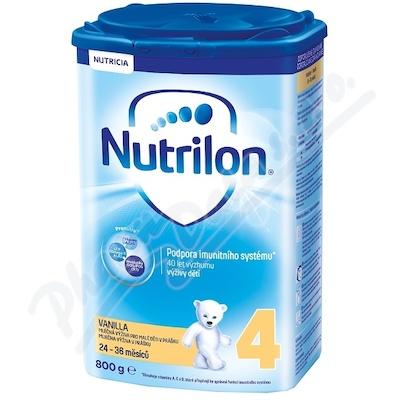Nutrilon 4 Vanilla 800g 115500