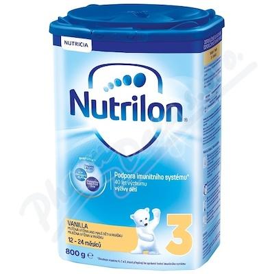 Nutrilon 3 Vanilla 800g114195