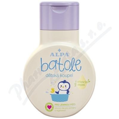 Batole dět.koupel s olivovým olej.200ml