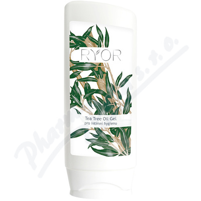 RYOR Tea tree oil gel intimní 200ml