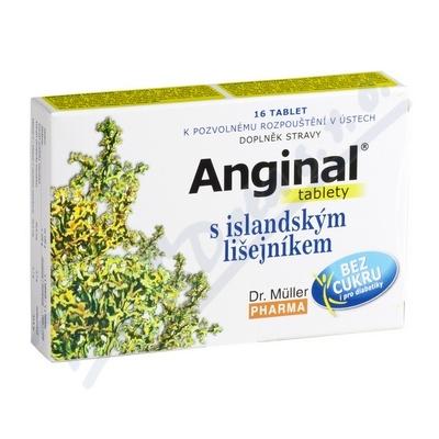 DR.MULLER Anginal island.lišejník tbl.16