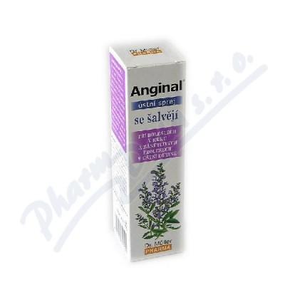 DR.MULLER Anginal úst.sprej šalvěj 30ml