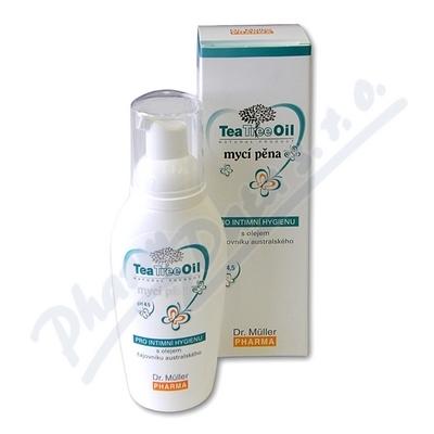 DR.MULLER Tea Tree Oil pěn.int.hyg.100ml