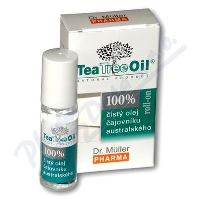 DR.MULLER Tea Tree Oil100%č.o.roll-on4ml