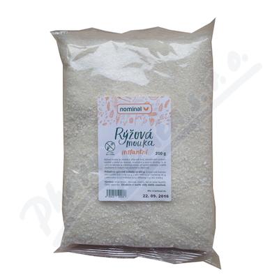 BLP Rýžová instantní mouka NOMINAL 200g