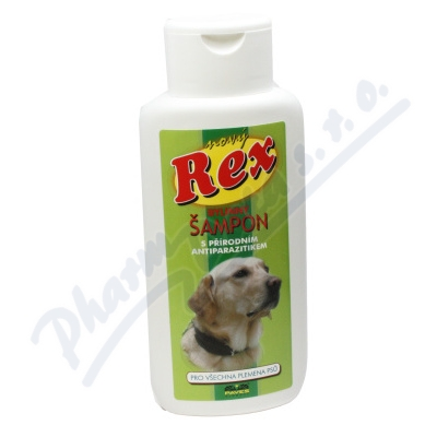 BYLINNÝ šampon pro psy s antiparaz.250ml PAVES