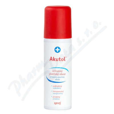 Akutol spray 60 ml
