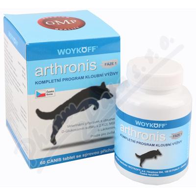 Arthronis fáze 1 CANIS 60tbl. sýr.př.Wof
