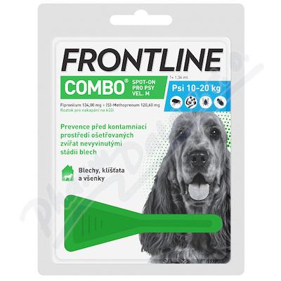 Frontline Combo Spot Dog M(10-20kg)1,34m