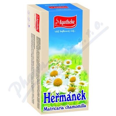 Čaj Heřmánek pravý 20x1.5g n.s.APOTHEKE