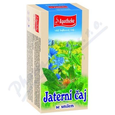 Čaj Jaterní 20x1.5g n.s. APOTHEKE