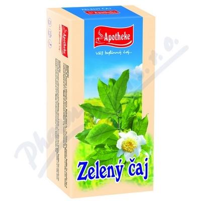 Čaj Zelený 20x1.5g n.s.APOTHEKE