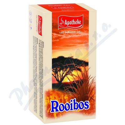 Čaj Rooibos 20x1.5g n.s.APOTHEKE