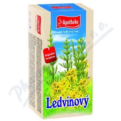 Apotheke Ledvinový čaj 20x1.5g