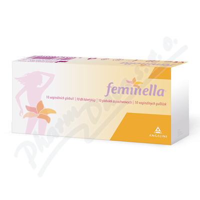 FEMINELLA Hyalosoft 10 vaginal.globulí