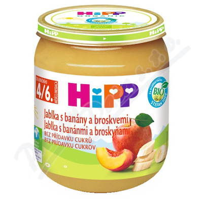 HiPP Ovoce Bio Jab+ban+bros125gCZ4283-02