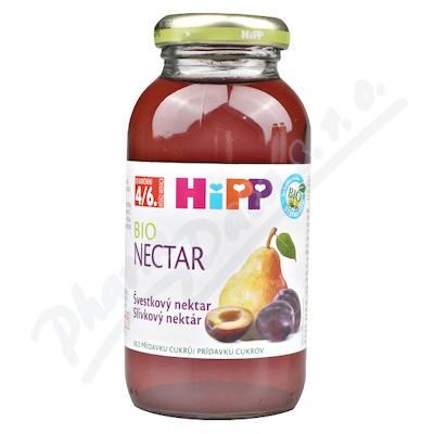 HiPP Bio Švestkový nektar200ml CZ8043-01