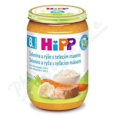 HiPP JM zel.s rýží a tel.masem220gCZ6413