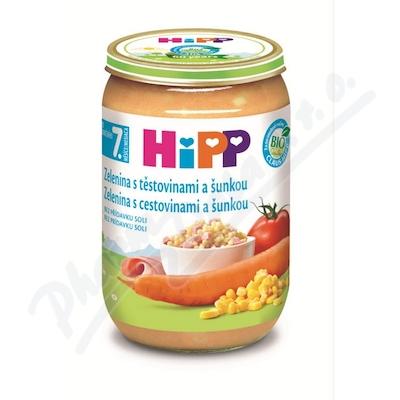 HiPP JM zel.s těst.a šunkou220gCZ6540-01