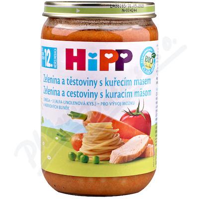 HiPP DM zel.s těstov.a kuřetem220gCZ6803