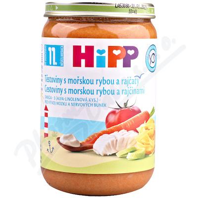 HiPP DM jem.těst.+m.ryba+raj.220gCZ6823