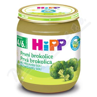 HiPP Zel.První brokolice125g CZ4012-01