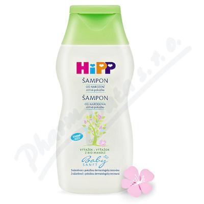 HiPP BABYSANFT Jemný šampon 200ml CZ9560