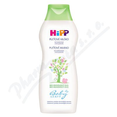 HiPP BABYSANFT Pleťové mléko 350ml
