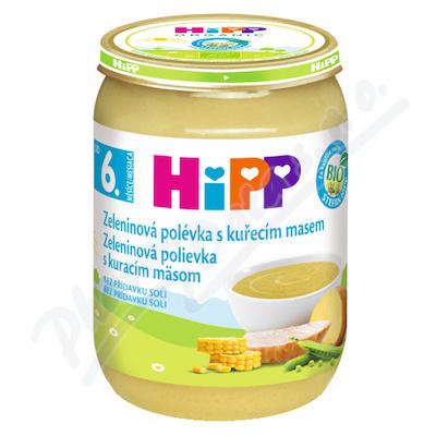 HIPP BM BIO Pol.zelen.s kuřec 190gCZ7973