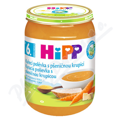 HIPP BM BIO pol.kuř.ps.krup.190g7972