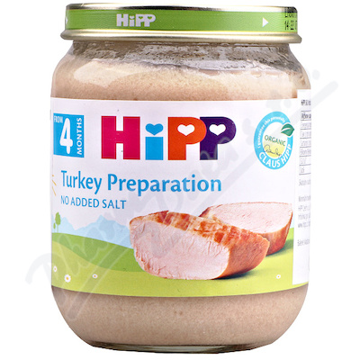 HiPP Bio Maso krůtí 125g AL6000